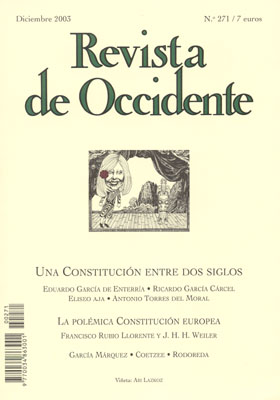 Revista de Occidente 271