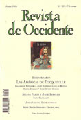 Revista de Occidente 289