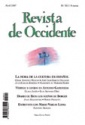 Revista de Occidente 311