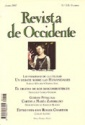 Revista de Occidente 313