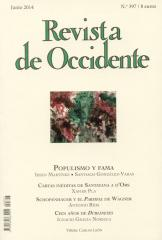 Revista de Occidente 397