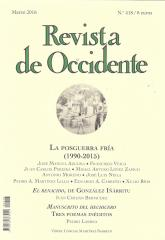 Revista de Occidente 418