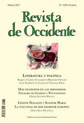Revista de Occidente 430