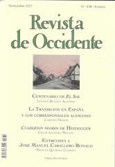 Revista de Occidente 438